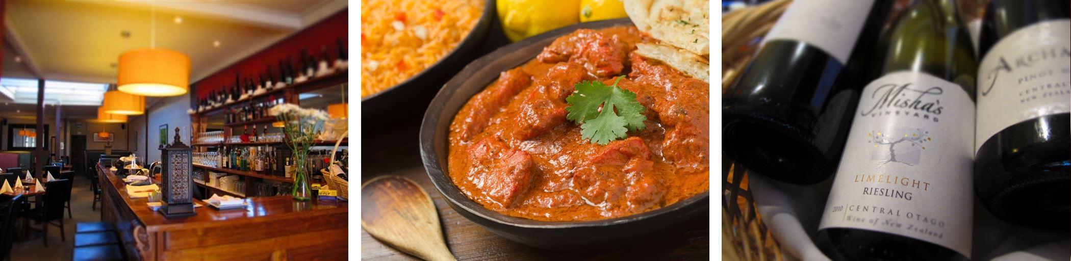 Indian Restaurant Wanaka Queenstown